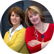 Lisa Datoc & Barb Witten