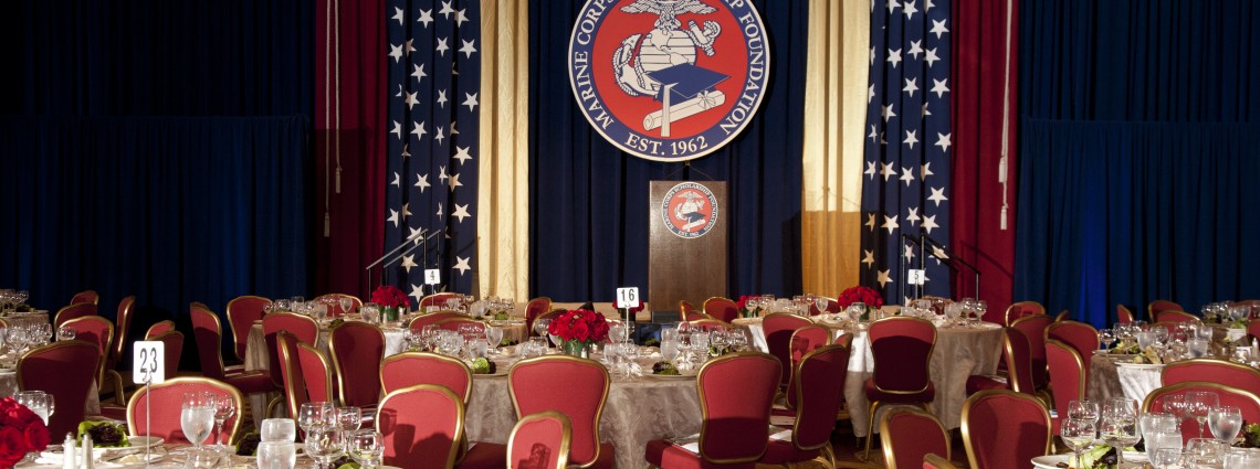 Marine Corps Scholarship Foundation Celebration Gala Washington, DC